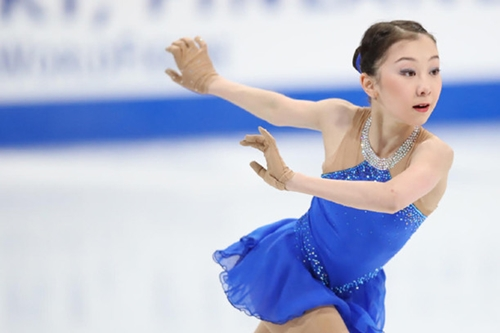 エリザベート・トゥルシンバエワ選手、世界選手権10位に終わる ...